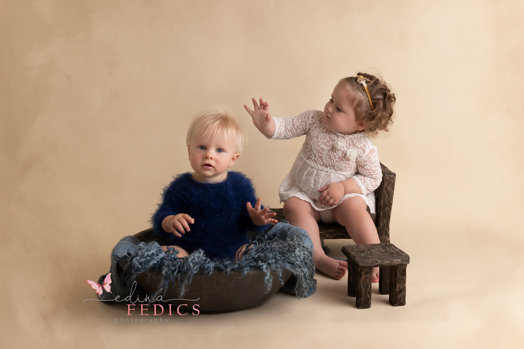 siblings photo session