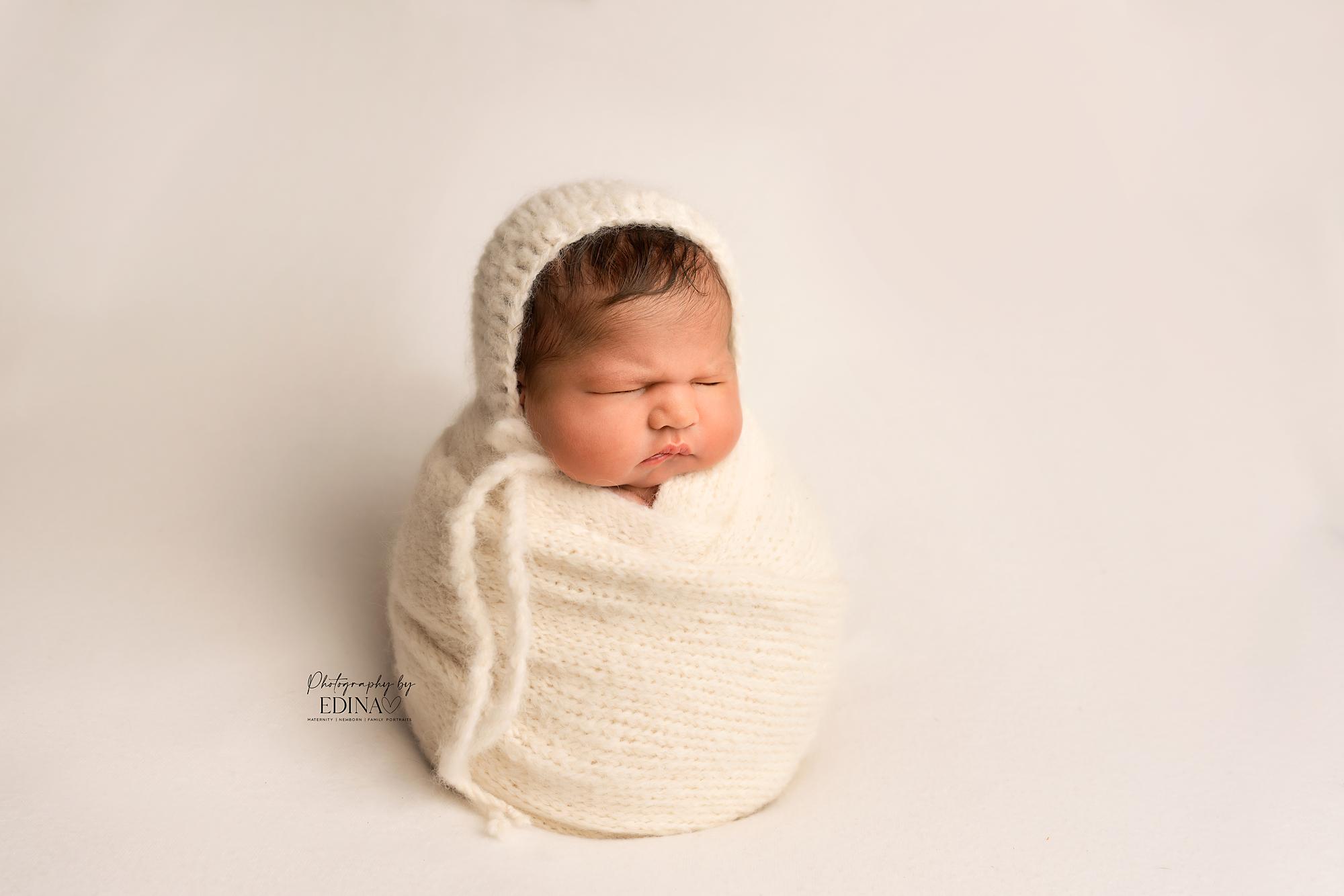 newborn photo shoot in york